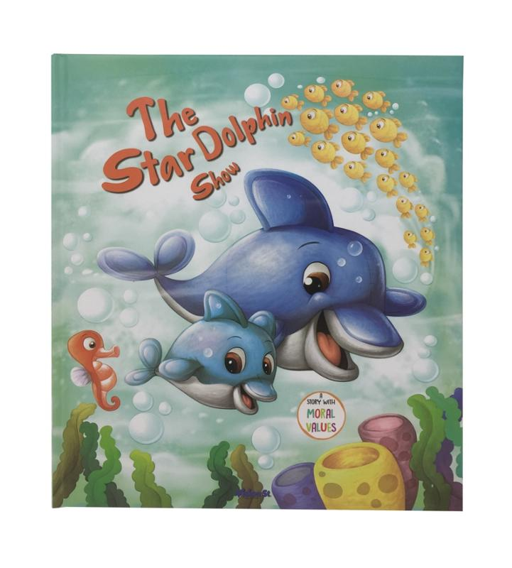 The Star Dolphin Show Story Book