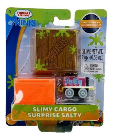 Thomas and Friends Minis Slimy Cargo Surprise