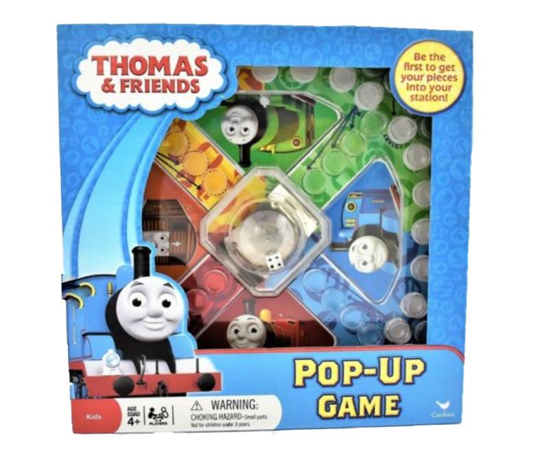 Thomas Pop Up Game