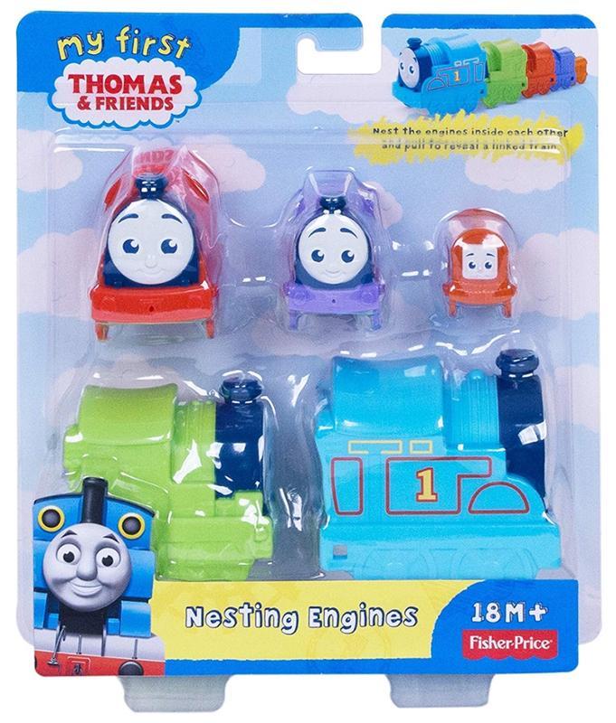 Thomas Friends Nesting Engines