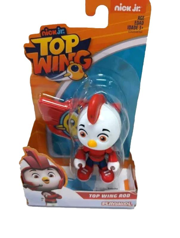 Top Wing Rod Single Figure