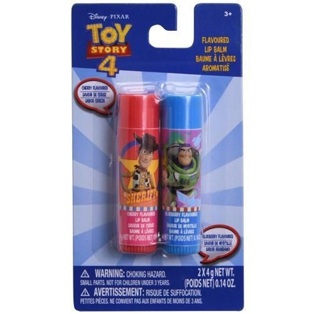 Toy Story 4 2 Pack Lip Balm