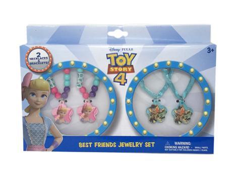 Toy Story 4 Best Friends Jewelry Set