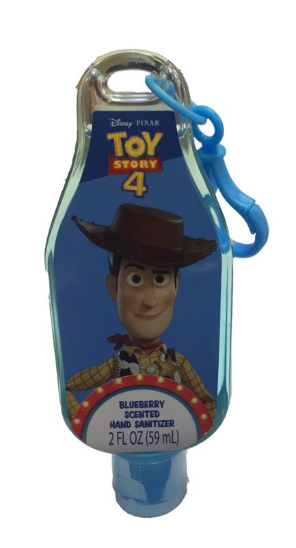 Toy Story 4 Blueberry Scented Hand Sanitizer Woody