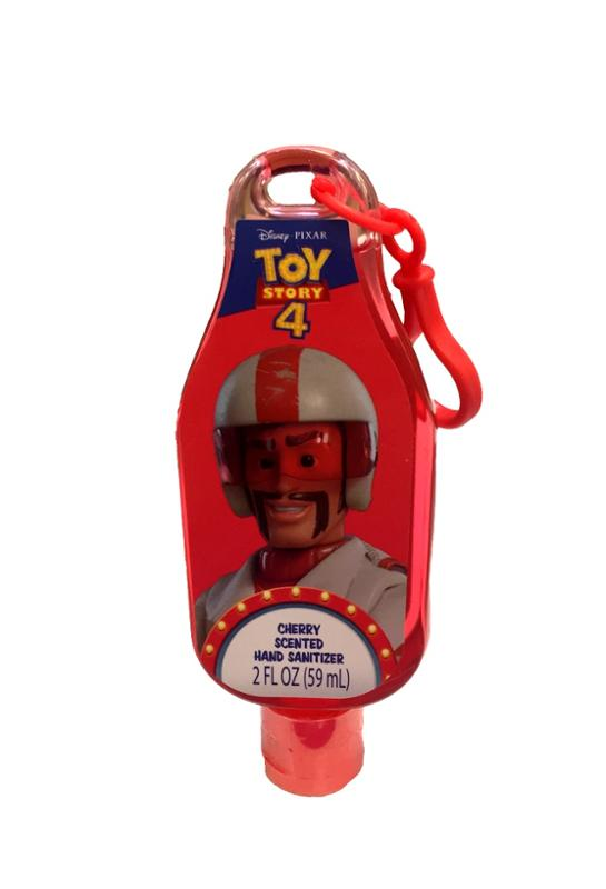 Toy Story 4 Cherry Scented Hand Sanitizer Duke Caboom