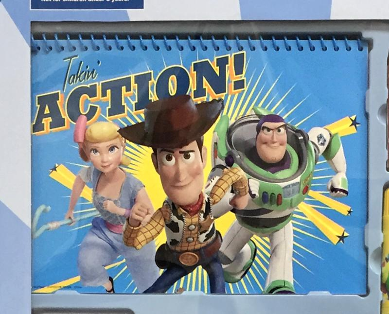 Toy Story 4 Ultimate Art Activity Set