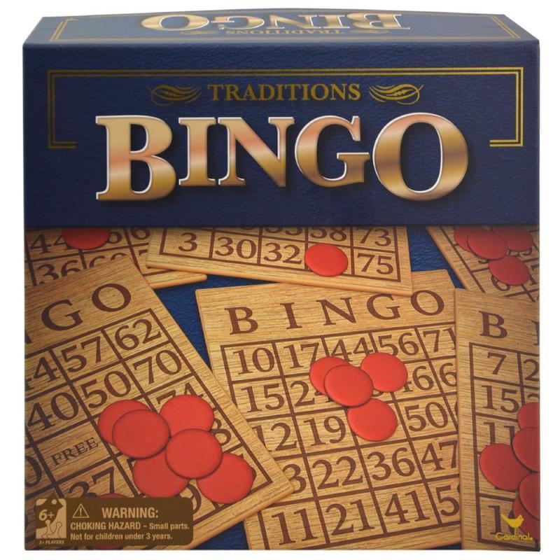 Traditions Bingo Game