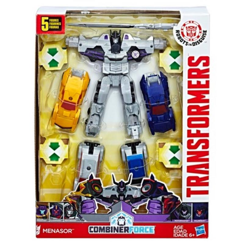 Transformers Rid-Team Combiners Menasor