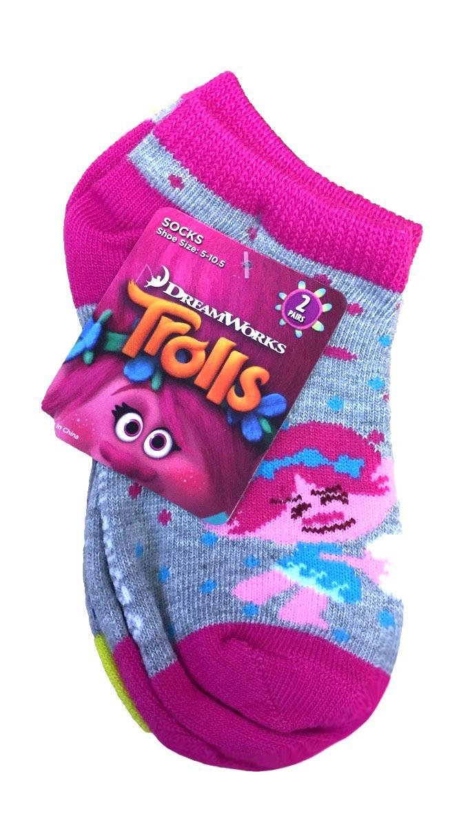Trolls Toddler Socks 2 Pairs