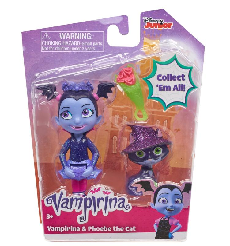 Vampirina Best Ghoul Vee & Phoebe Friends Set