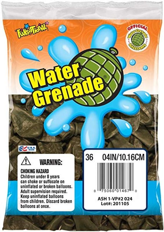 Water Grenades