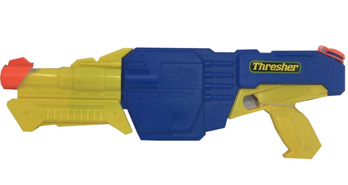 Water Warriors Thresher Water Gun - Blue