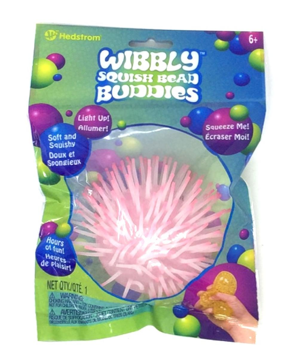 Wibbly Squish Bead Buddies Color Very