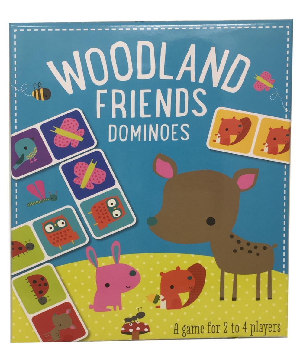 Woodland Friends Dominoes