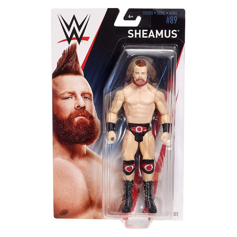 WWE Sheamus Series 89 Action Figure