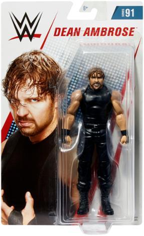 WWE Series 91 Action Figure - Dean Ambrose
