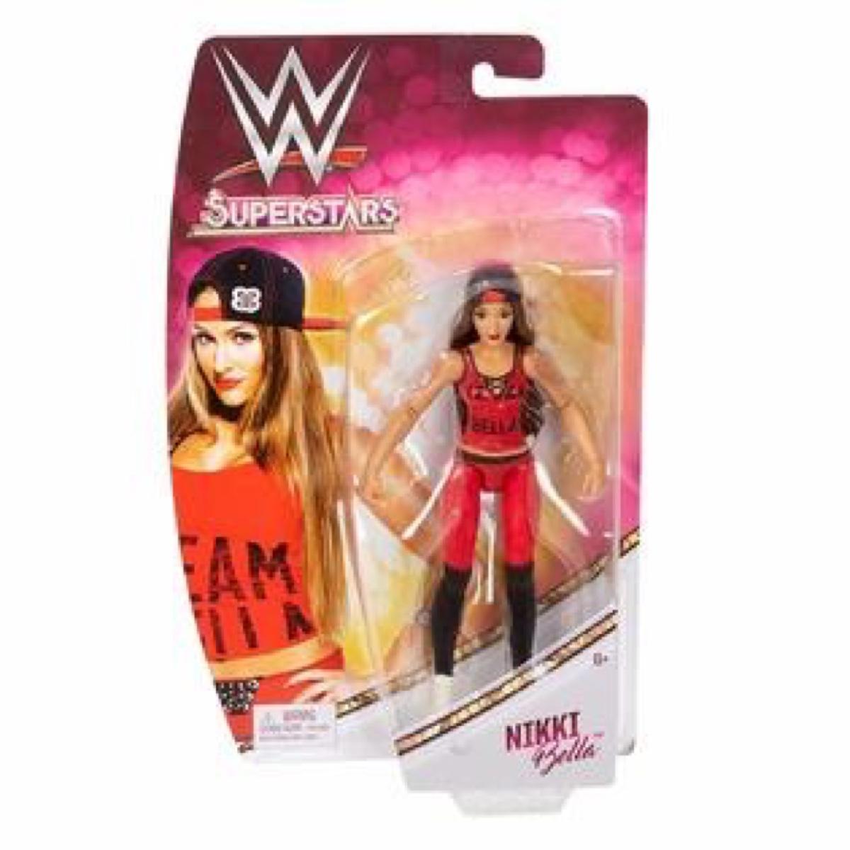 WWE Superstars Nikki Bella