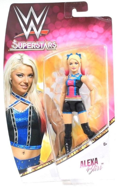 WWE Superstars Alexa Bliss