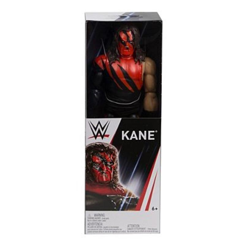 WWE True Moves Kane 12 Inch Action Figure