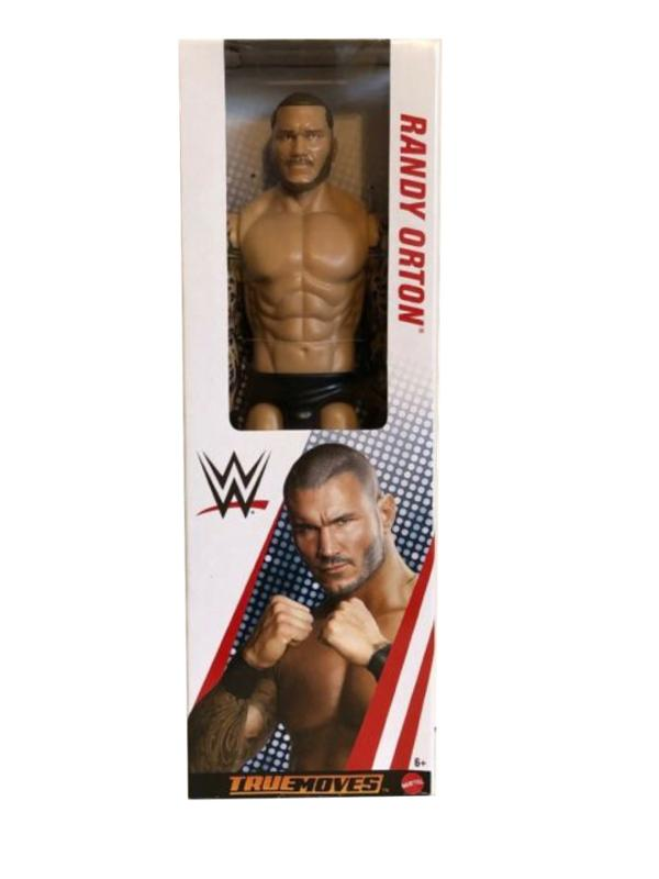 WWE True Moves Randy Orton 12 Inch Action Figure