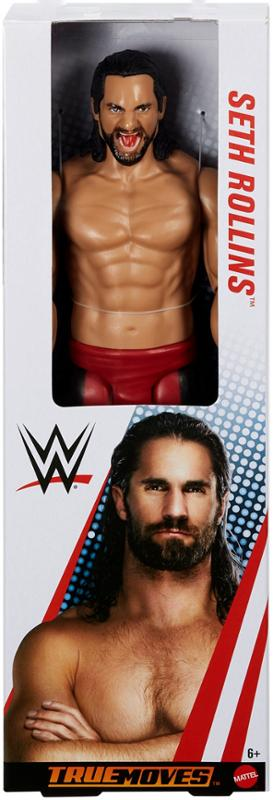 WWE True Moves Seth Rollins 12 Inch Action Figure