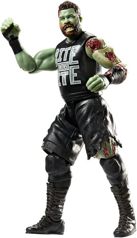 WWE Zombies Mutant Action Figure Kevin Owens